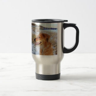 Reba Shine Travel Mug - Sunshine Goldens