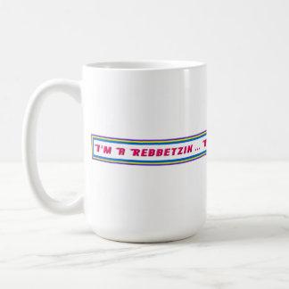 Rebbetzin coffee mug
