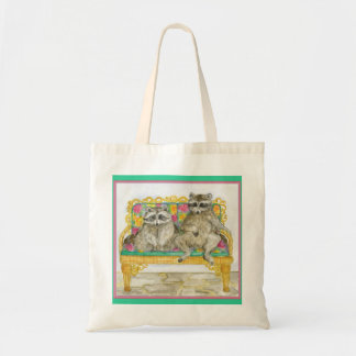 Rebecca and Horace Pet Portrait Tote