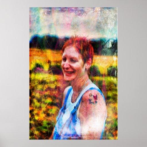 Rebecca Baker Print