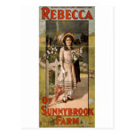 Rebecca of Sunnybrook Farm Stage Adaptation 1911