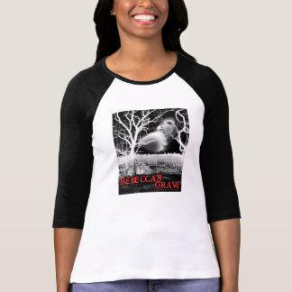 Rebecca's Grave Women's 3/4 Sleeve T-Shirt