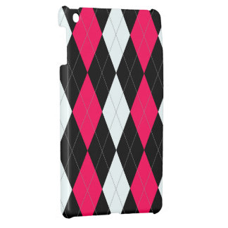 Rebel Argyle iPad Mini Covers