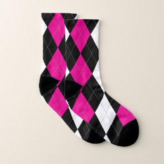 Rebel Argyle Socks