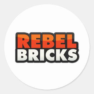 Rebel Bricks Sticker