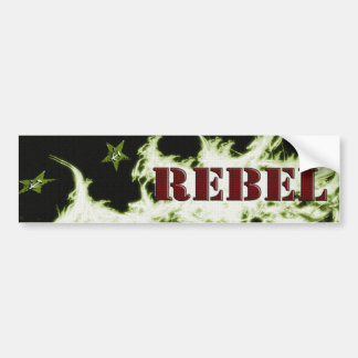 Rebel! Bumper Sticker