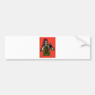 Rebel Bumper Sticker