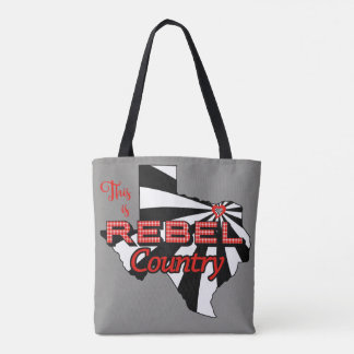 Rebel Country Tote (Gray)