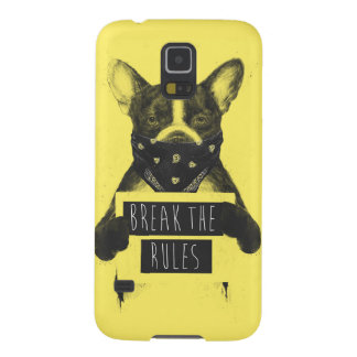 Rebel dog (yellow) galaxy s5 cover