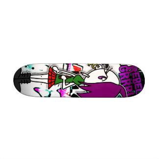 Rebel Grrrl Skate Decks