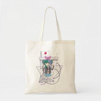 Rebel In Japan Tote Bag
