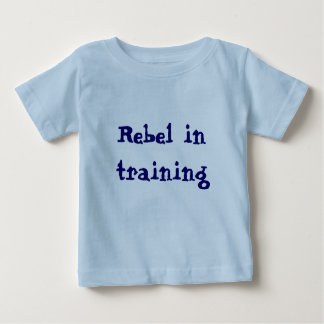 Rebel in Training tshirt