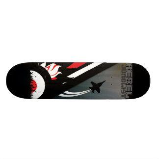 rebel junglist skateboard