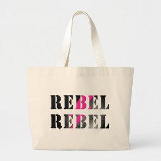 REBEL REBEL #2 LARGE TOTE BAG