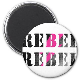 rebel rebel #2 magnet