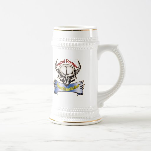 Rebel Rouser Great Grandad Father's Day Gifts Mug