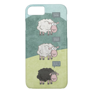 Rebel Sheep Fun Case