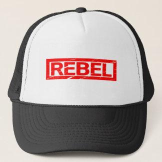 Rebel Stamp Trucker Hat
