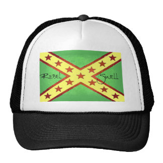 Rebel Swell - Traditional Hat