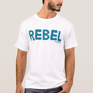 Rebel T-Shirt [WITH logo on back]