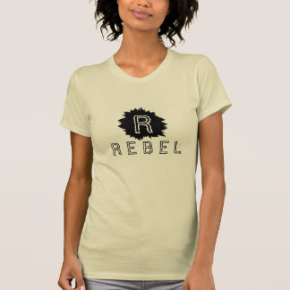 REBEL Women Jersey T-Shirt