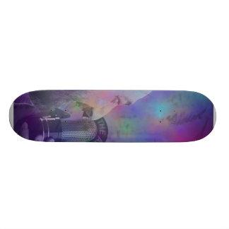 Rebel Yell Skateboard Deck