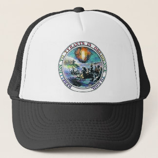 Rebellion Trucker Hat