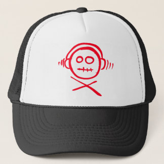 REBELRADIO.FM trucker hat! Trucker Hat