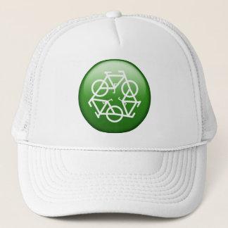 ReBicycle Green Trucker Hat