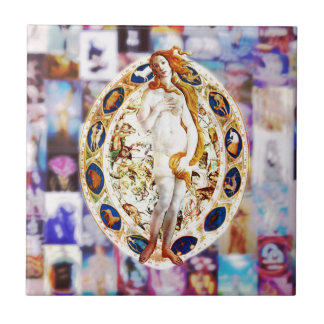 Rebirth of Venus Tile