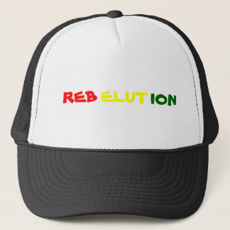 REBLELUTION TRUCKER HAT