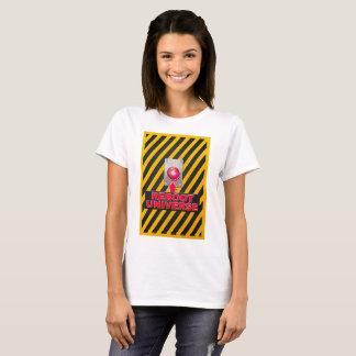Reboot Universe Button: Women's teeshirt T-Shirt