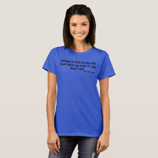 Reboot - Womens T-Shirt