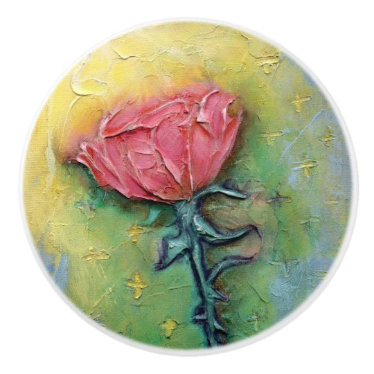 """""""Reborn"""" Ceramic Knob"""