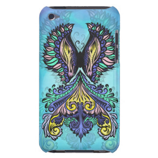 Reborn - Dark, bohemian, spirituality Barely There iPod Covers