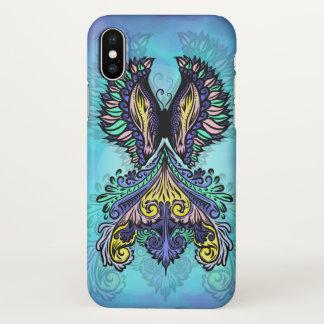 Reborn - Dark, bohemian, spirituality iPhone X Case