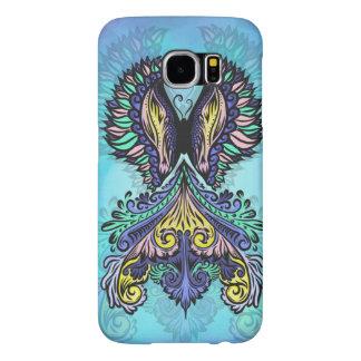 Reborn - Dark, bohemian, spirituality Samsung Galaxy S6 Case