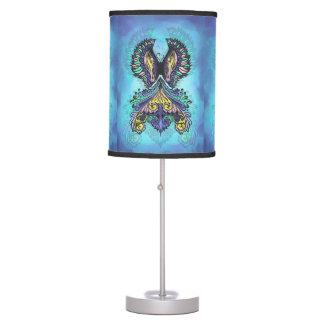 Reborn - Dark, bohemian, spirituality Table Lamp