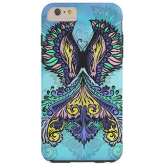 Reborn - Dark, bohemian, spirituality Tough iPhone 6 Plus Case