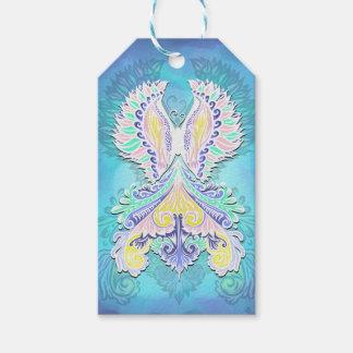 Reborn - Light, bohemian, spirituality Gift Tags