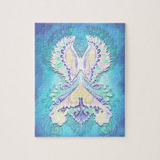 Reborn - Light, bohemian, spirituality Jigsaw Puzzle