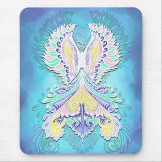 Reborn - Light, bohemian, spirituality Mouse Pad