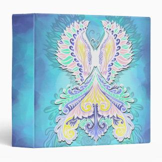 Reborn - Light, bohemian, spirituality  Pattern by Vinyl Binder