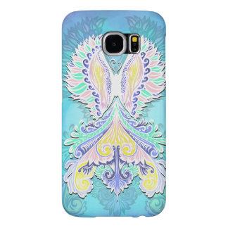 Reborn - Light, bohemian, spirituality Samsung Galaxy S6 Case