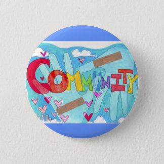 Rebuild Community 2 Inch Round Button