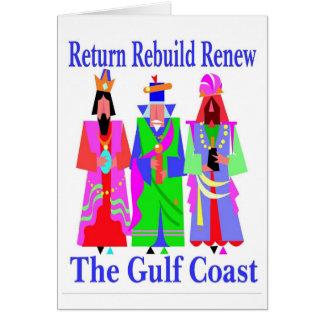 Rebuild Gulf Coast Card