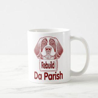 Rebuild St. Bernard Parish Coffee Mug