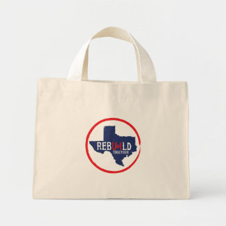 Rebuild Together Mini Tote Bag