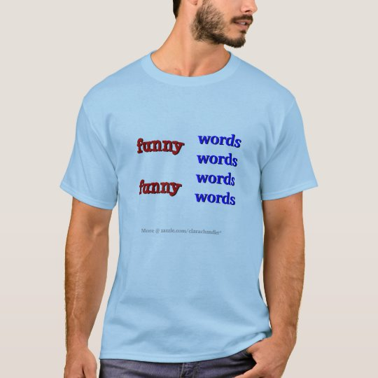 Rebus #3 T-Shirt
