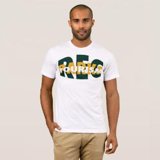 Rec Parks Tourism Men's White T-Shirt